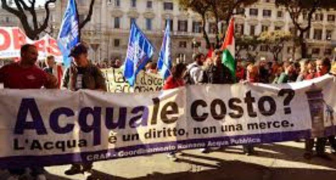 ACEA, fermiamo il virus dei profitti: acqua ed energia per tutt@, stop alla distribuzione degli utili