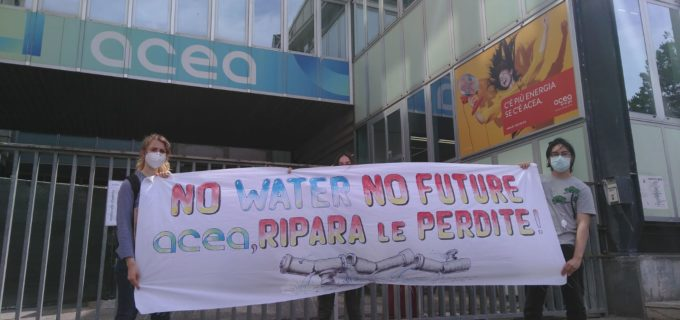 Coordinamento Romano Acqua Pubblica. Assemblea Azionisti 2020: ACEA distribuisce 165 mln di € di dividendi e  per il futuro punta sull'acqua del Tevere