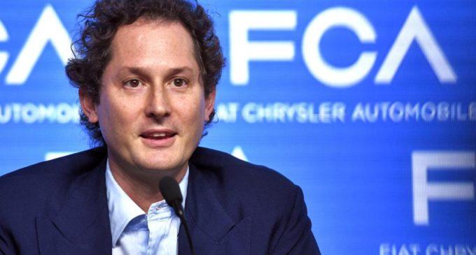"""Fca, Elkann tira dritto sul dividendo per la fusione con Psa: """"I 5,5 miliardi? Gli accordi sono scritti nella pietra e vincolati"""""""