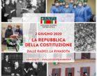 """2 giugno, la maratona social dell""""Anpi sulla Costituzione e 21 rose per le donne che la scrissero"""