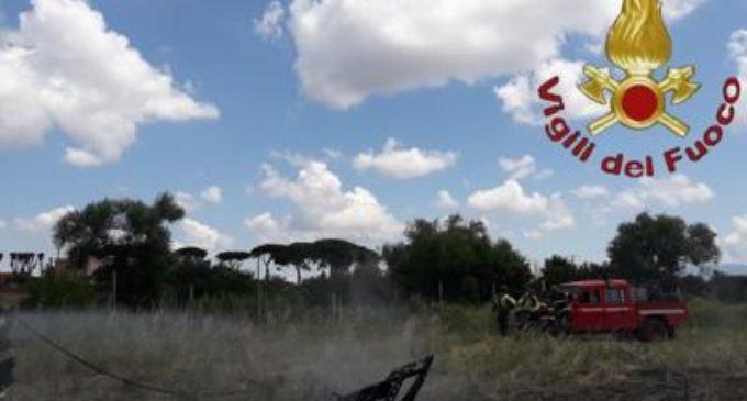 Cade ultraleggero, due morti vicino Roma: erano due nuotatori
