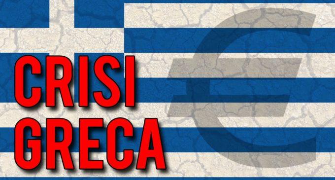 Il Covid affonda  l'economia greca. Di nuovo