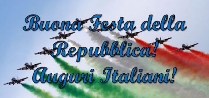 2 Giugno: Festa della Repubblica – L'inno nazionale cantato da TOSCA – un film di immagini dell'ANPI