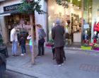 Coronavirus Fase 2: A Roma in fila per bancomat e supplì
