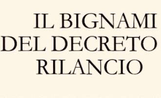 Il Bignami del Decreto rilancio – SCARICA IL FILE