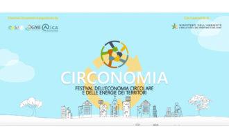 CIRCONOMÌA, il Festival dell'economia circolare e delle energie dei territori: dal 17 al 19 settembre