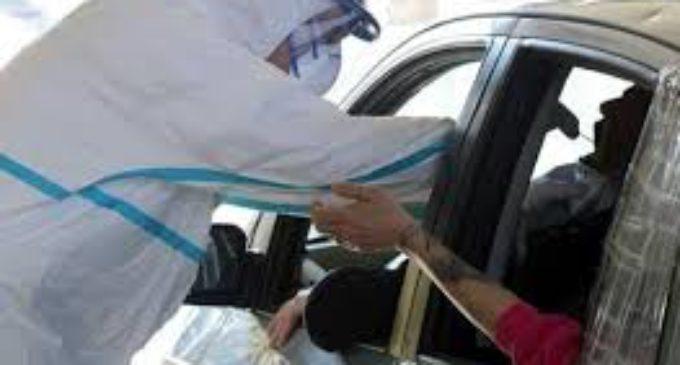 """Asl RM 4: Tamponi e Test Sierologici Attività in """"Drive-in"""""""