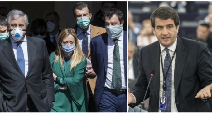 Regionali Puglia, il centrodestra in campagna elettorale tra battute e distinguo. In 48 ore di tour Salvini non vede mai Fitto