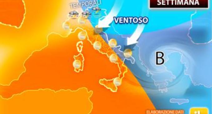 Meteo Arezzo: variabile martedì, discreto mercoledì, bel tempo giovedì