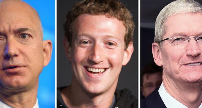 Zuckerberg al Congresso: