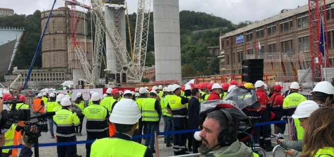 """Polemica per la gestione ad Aspi del Ponte di Genova. Conte: """"Chiudo la procedura di revoca"""""""