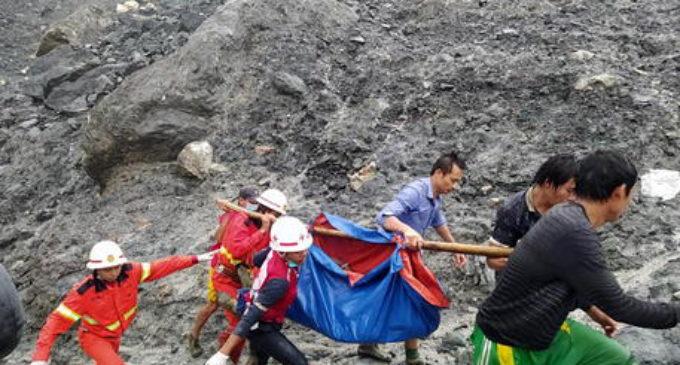 Myanmar, frana in una miniera di giada. Almeno 113 i morti