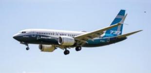 Boeing, primo volo di prova per 737 MAX