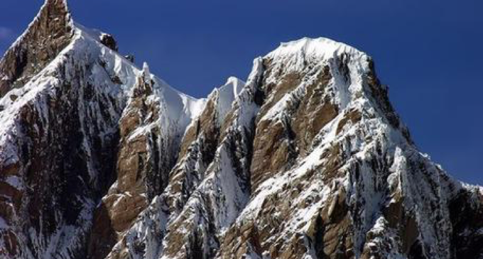 In salvo alpinisti caduti in un crepaccio sul Monte Bianco