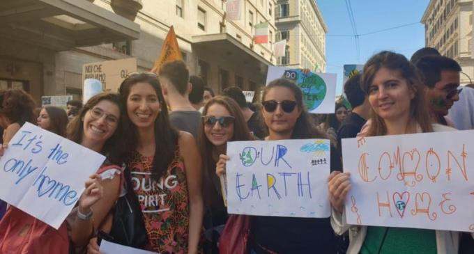 FOCSIV: EVENTO PER LA GIUSTIZIA SOCIALE E CLIMATICA
