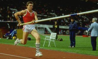 Bubka, lo zar volante, 35 anni fa fu il primo a superare i 6 metri