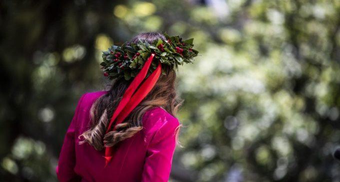 Distanziamento, mascherine e tanta emozione: tornano le lauree in presenza alla Luiss di Roma