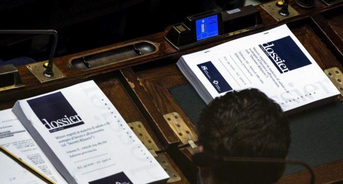 Decreto Rilancio, Camera conferma fiducia, 318 sì. Passa al Senato ma non cambia più