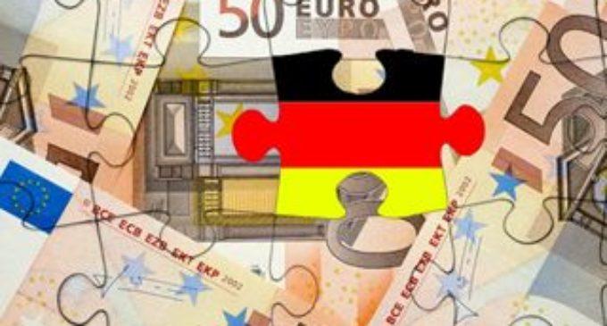 Il Pil in Germania e Usa e le semestrali schiantano le borse europee: Francoforte chiude a -3,45%, Milano a -3,28%