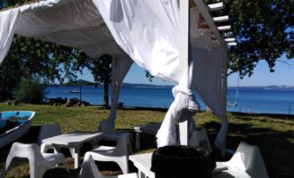 Smeraldo Camping Village: riqualificata la struttura e attrezzata la spiaggia
