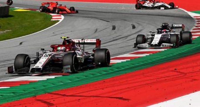 F1: in Austria vince Bottas, seconda la Ferrari di Leclerc