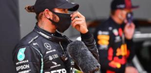 Gp di Stiria: pole a Hamilton, Ferrari nelle retrovie