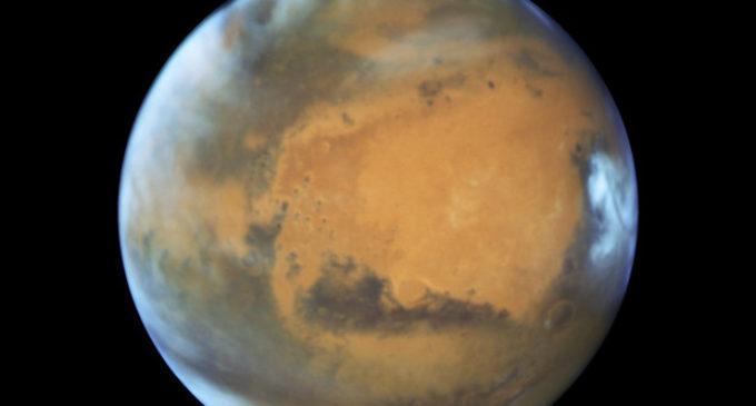 Marte, tre missioni in corsa nel prossimo mese