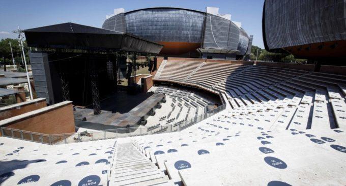 Roma, tutto pronto all'Auditorium 'reloaded'. Si riparte con Max Gazzè