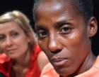 """Fiona May, la sfida teatrale con """"Maratona di New York"""""""