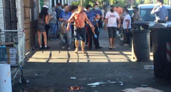 Roma, maxi-rissa tra stranieri: caos e paura a Cornelia