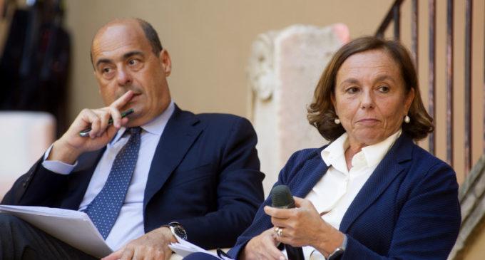 """Zingaretti chiama Lamorgese e assicura """"non voglio il rimpasto"""""""