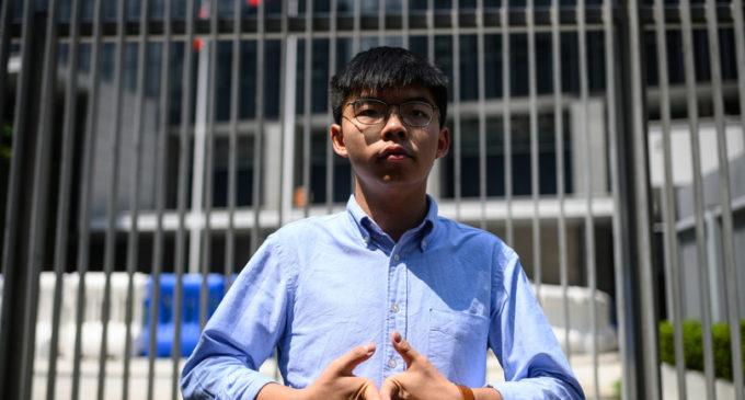 Le elezioni di Hong Kong sono cancellate non rinviate dice Joshua Wong