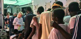 Caos migranti, da inizio agosto già oltre 700 sbarchi