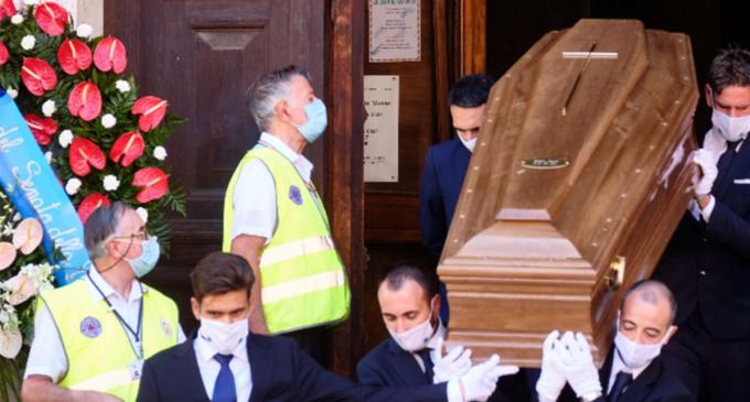 La cerimonia.L'ultimo addio a Sergio Zavoli, indimenticabile maestro