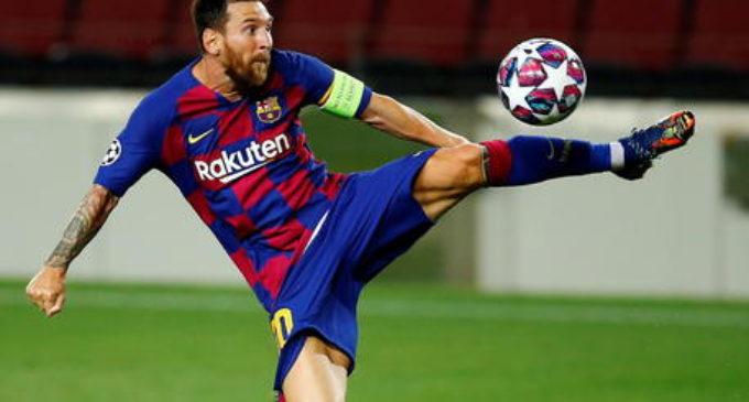 Champions League, Barcellona-Napoli 3-1