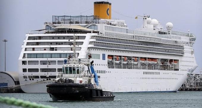 """Coronavirus, il sindaco di Civitavecchia: """"In porto nave con 12 positivi, altre in arrivo"""""""