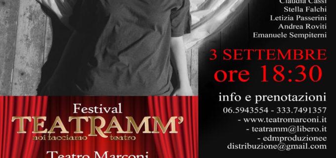 "La compagnia teatrale ""SG Project"" al festival TEATRAMM"