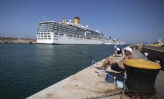 Coronavirus Lazio, 17 nuovi casi: 4 di importazione. A Civitavecchia due navi in isolamento