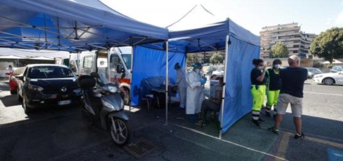 Coronavirus Lazio, 143 nuovi positivi: il 52 per cento legato a rientri.
