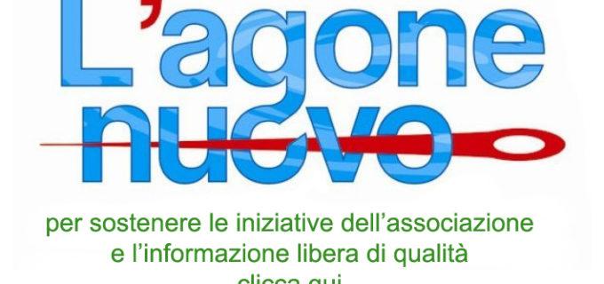 Sostieni L'agone, l'associazione e le sue iniziative, la stampa libera e di qualità