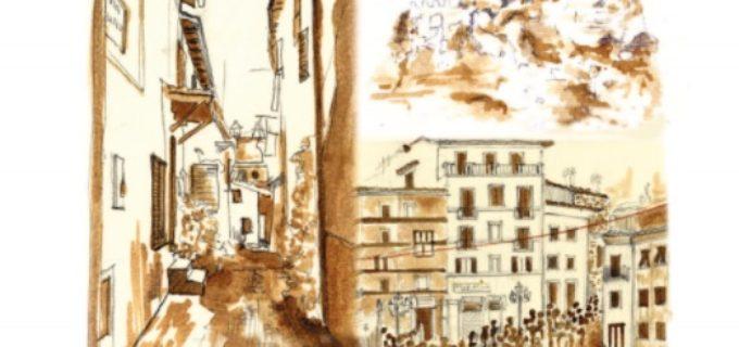 Annullo filatelico e cartolina per Tolfa