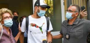 Suarez: la procura della Figc apre un'inchiesta