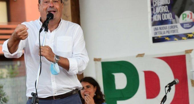"""Zingaretti: """"Non subalterni, combatteremo per il Mes"""""""