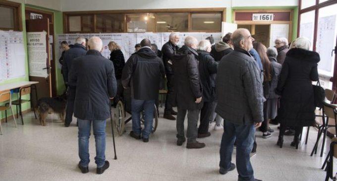Elezioni: anziani e soggetti deboli no in fila ai seggi