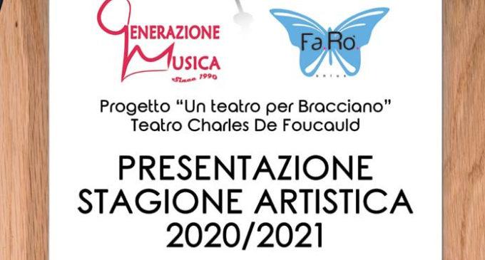 Teatro di Bracciano: stagione artistica 2020/2021