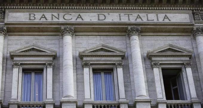 Bankitalia, nuovo record del debito pubblico