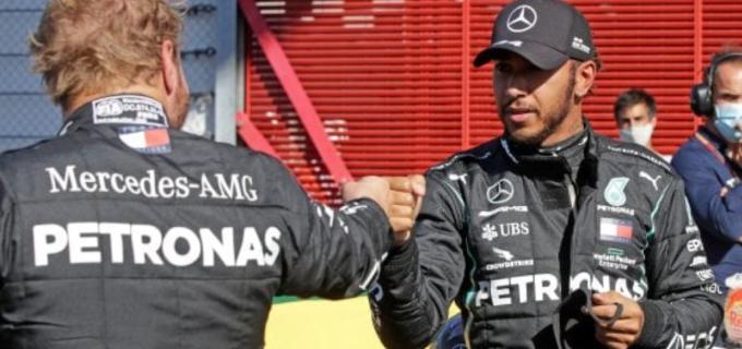 F1, Hamilton in pole al Mugello. Quinto leclerc