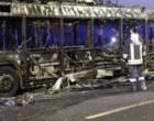 Roma, ancora un bus a fuoco: nessun ferito