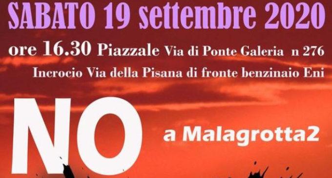 Malagrotta: NO a Malagrotta2, sabato 19 Settembre ore 16.30