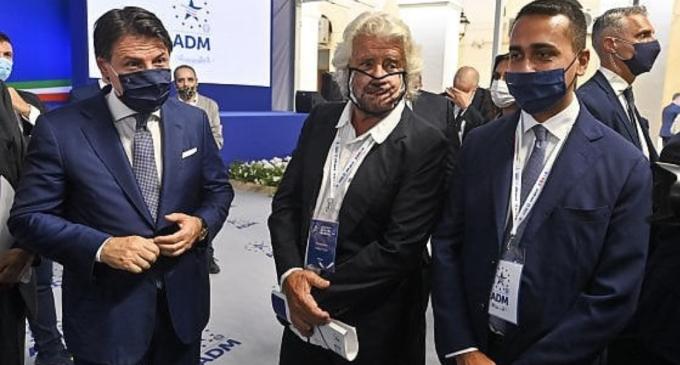 """M5S, Grillo: """"Dobbiamo ringraziare Casaleggio…"""